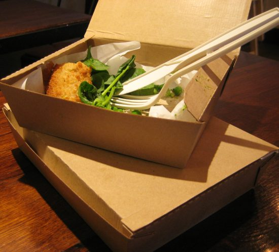 cardboard-packaging-lunch
