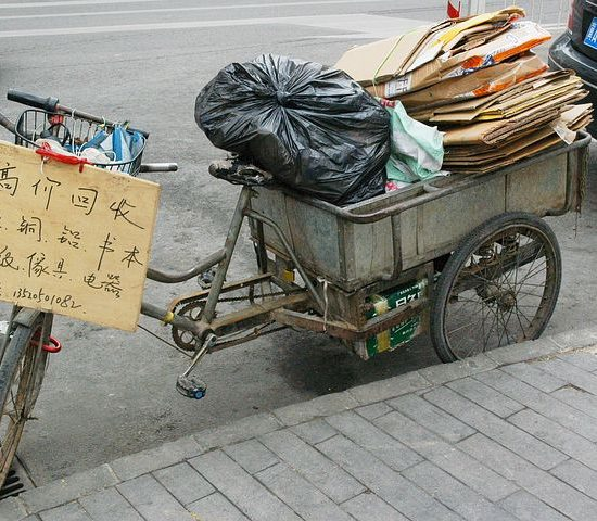 recycling-bike