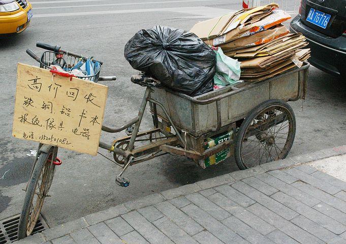recycling-bike